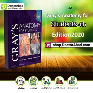 کتاب Gray's Anatomy for Students 4th Edition2020
