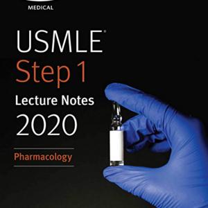 Kaplan USMLE Step 1 pharmacology 2020