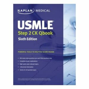 USMLE Step 2 CK QBook 6th