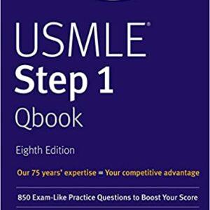 USMLE Step1 Qbook 2019
