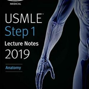 USMLE Step 1 Lecture Notes 2019 Anatomy