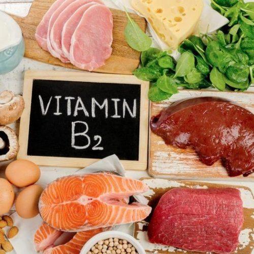 ویتامین های خانواده B - ریبوفلاوین VITAMIN B2