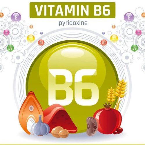 ویتامین های خانواده B - ویتامین B6