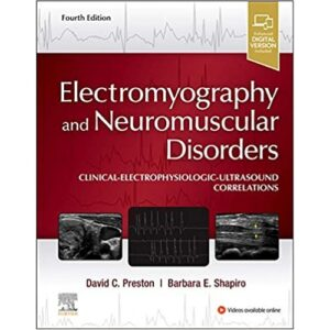 ۲۰۲۱ Shapiro Electromyography and Neuromuscular Disorders Clinical Electrophysiologic Ultrasound Correlations