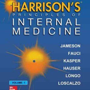 2018Harrison's Principles of Internal Medicine(مجموعه 4 جلدی)