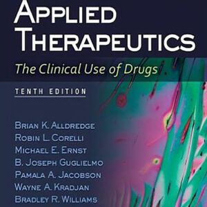 Koda-Kimble and Young's Applied Therapeutics The Clinical Use of Drugs ۱۰th Edition