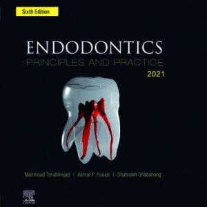 ENDODONTICS principles and practice 2021 (6th Edition)